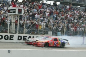 Ricky Craven said news of Dale Earnhardt Jr. injury brought back fuzzy memories. (File photo courtesy of NASCAR)