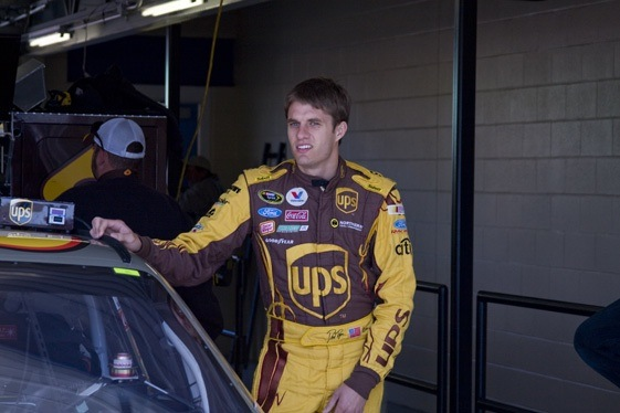The road to Daytona starts in Georgia this weekend for Roush Fenway Racing driver David Ragan. (RacinToday file photo by Tony Bush)
