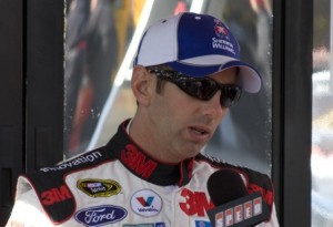 Greg Biffle thinks better times are just weeks away for him and his Roush Fenway team. (RacinToday file photo by Tony Bush)