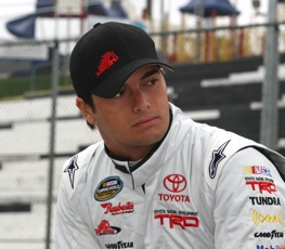Nelson Piquet Jr. (Photo courtesy of Eddie Sharp Racing)