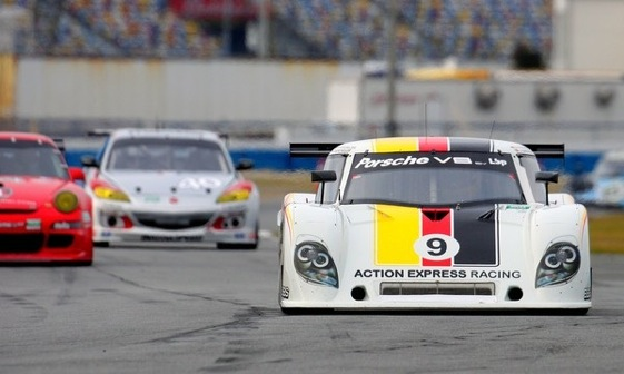 The future of Porsche in racing is anything but settled as teams arrive in Daytona this week. (Photo courtesy of the Grand-Am Series)