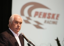Roger Penske has set the standard for racing team owners. (File photo by HHP Images/Harold Hinson)