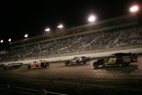 Big dirt track event scheduled for February at Texas Motor Speedway. (Photo courtesy of Texas Motor Speedway)