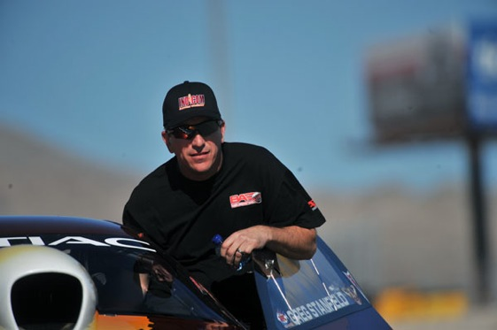 The NHRA's Greg Stanfield and Kenny Koretzky have reached a deal.