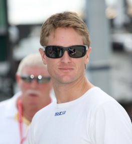 Ryan Hunter-Reay is moving to Andretti. (File photo courtesy of the Indy Racing League)
