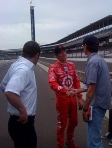 Scott Dixon wants more. (RacinToday file photo by Jim Pedley)