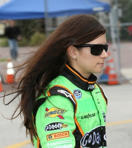 Danica Patrick says the new IndyCar rules are good rules.