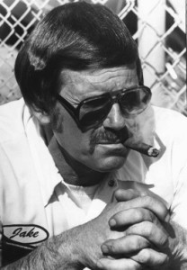 Former NASCAR crew chief Jake Elder died this week. (File photo courtesy of NASCAR)