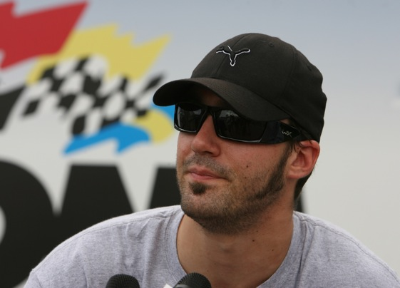 Did money and not speed get Paul Menard into Nationwide race? (File photo courtesy of NASCAR)