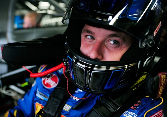 Ryan Newman, Sprint Cup's engineer/driver, said the switch to spoilers could make things exciting at big tracks. (Photo by Rusty Jarrett/Getty Images for NASCAR)