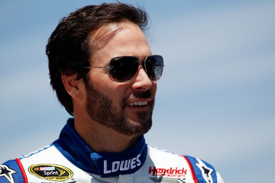jimmie johnson 2010. champion Jimmie Johnson on