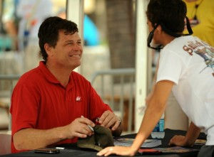 Michael Waltrip Has Always Been Favorite Race Fans Photo