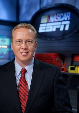 Ricky Craven says he is out to protect the sport. (File photo courtesy of ESPN)