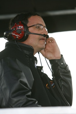 GM Joe Garone and Furniture Row suffered through tough times two years ago. (Photo courtesy of Front Row Racing)