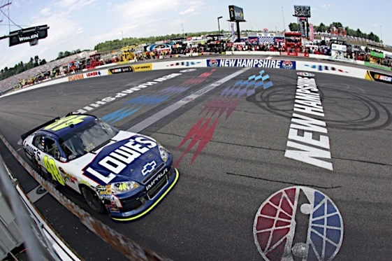 Racin Today Cup Notes Jimmie S Magic Returns In Loudon