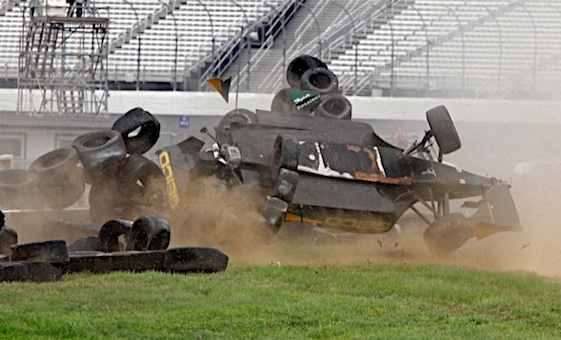 Not all of the memories of Indy are good memories. (RacinToday/HHP file photo by Gregg Ellman)