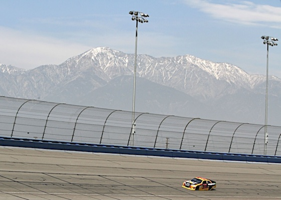 Daytona Road Course In, Fontana Off NASCAR Calendar
