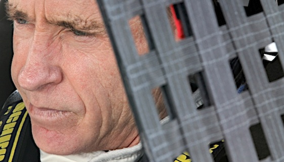 Mark Martin could be/should be headed to the Hall of Fame. (RacinToday/HHP file photo by Gregg Ellman)