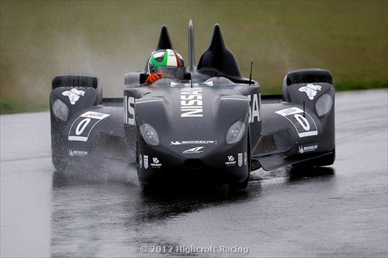 Racin Today  Delta Wing Adds A Third Driver For Le Mans