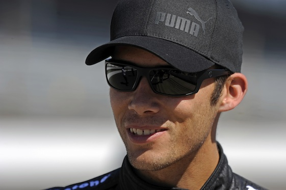 Bryan Clauson  died as a result of a wreck at the Belleville Nationals. (INDYCAR/LAT USA file photo)
