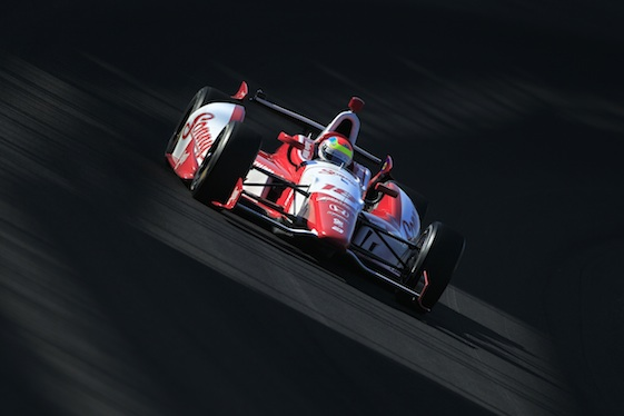 Indycars may look a lot different in coming years. (INDYCAR/LAT USA file photo)