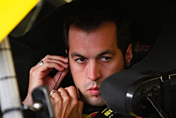 Sam Hornish Jr. came up a winner in Iowa on Sunday. (RacinToday/HHP file photo by Brian Lawdermilk)