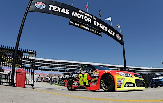 Racin today tms officials brush aside nra controversy for Texas motor speedway weekend schedule