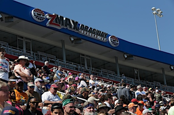 Camping World Concord >> Racin' Today » Funny Car Body Hurtles Into Grandstands At Four-Wides