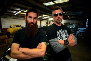 Aaron Kaufman and Richard Rawlings of 'Fast N' Loud'.