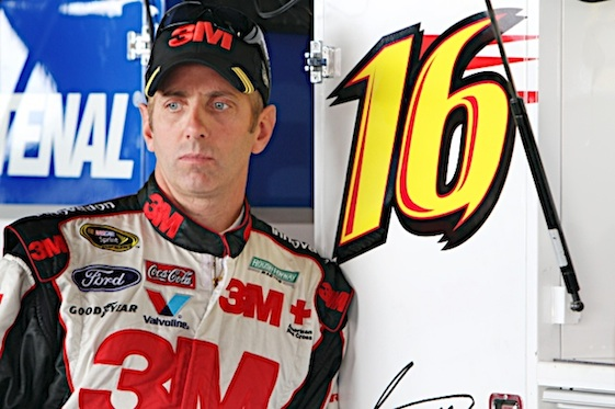 Greg Biffle says the time has come to move on. (RacinToday/HHP file photo by Alan Marler)