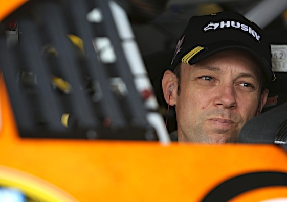 Matt Kenseth says he will race on. (RacinToday/HHP file photo by Christa L Thomas)
