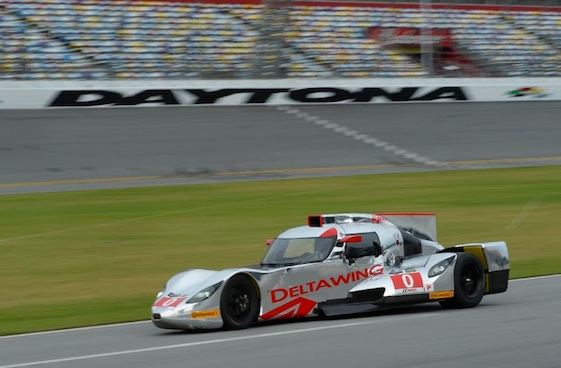 Racin Today  Rossi To CoDrive DeltaWing Car At Rolex 24