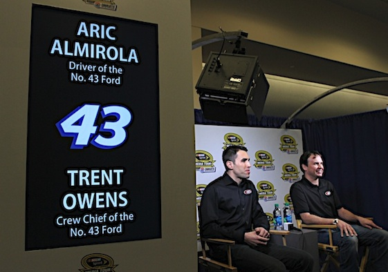 Trent Owens' Career Path Leads Back To Petty   Racin' Today