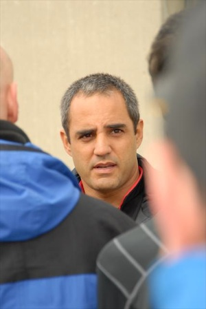 Juan Pablo Montoya is out at Team Penske.