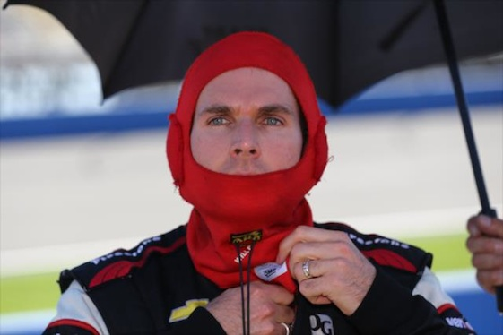 Will Power is 1 for 1 at Indianapolis Motor Speedway  in May – so far.