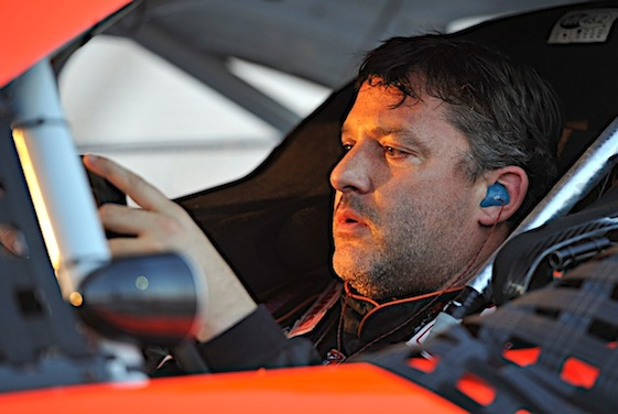 Tony Stewart said he's had enough of Sprint Cup race. (RacinToday file photo by Rusty Jarrett)