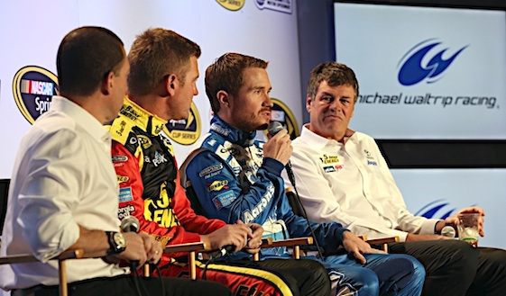 Michael Waltrip Racing's unlikely shot at the big time is coming to a likely finish. (RacinToday/HHP file photo by Harold Hinson)