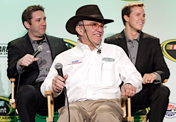 Roush Fenway Racing announced changes to its team on Tuesday. (RacinToday/HHP file photo by Andrew Coppley)
