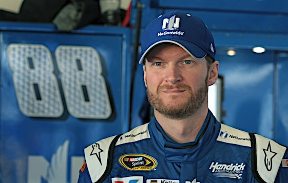 Dale Earnhardt Jr. is being sidelined by concussion-like symptoms. (RacinToday/HHP file photo by Alan Marler)