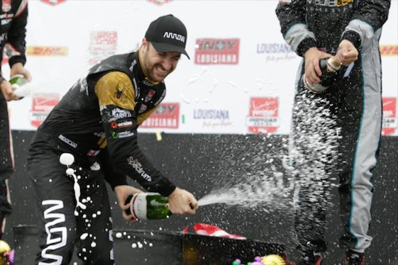 James Hinchcliffe had life threatening injuries following his crash at Indy.