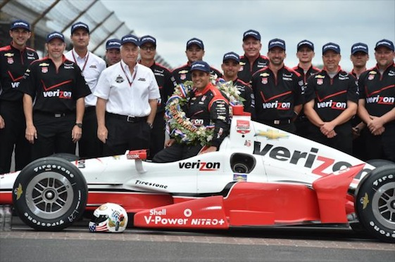 Juan Pablo Montoya and his Indy-winning Team Penske are headed for the super fast Texas track.