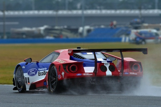 The Ford Gt Will Make Its World Debut This Weekend In The Rolex  At Daytona