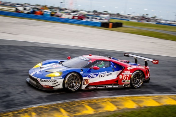 The new Ford GTs had a rough debut at Daytona over the weekend.