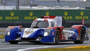28-31 January, 2016, Daytona Beach, Florida USA The No. 37, Nissan, BR01, of SMP Racing was the fastest prototype car in qualifying for the 2016 Rolex 24 at Daytona International Speedway on Thursday. (F. Peirce Williams LAT Photo USA courtesy of IMSA)