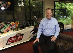 The Peter Clifford era of the NHRA is already producing significant changes.
