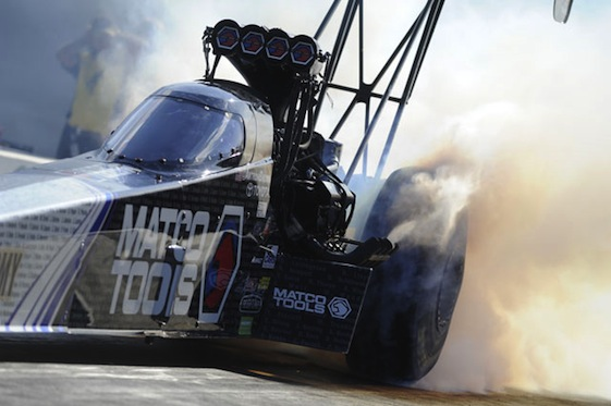 The 2016 NHRA Mello Yello drag racing series fires up this weekend at the Winternationals in Pomona, Calif. And it does so with change mixing with tire smoke in the air.