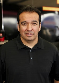 Tony Pedregon will be gripping a microphone this coming NHRA season, not a Funny Car steering wheel.
