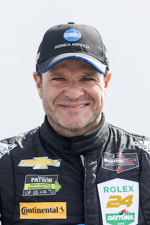 Rubens Barrichello will make his Sebring debut this weekend.