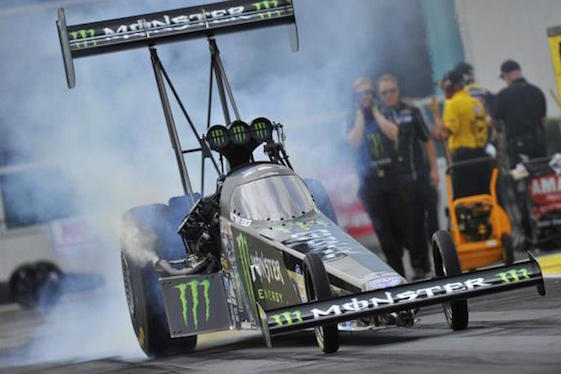 Brittany Force continues to reap the benefits of having Alan Johnson on board.