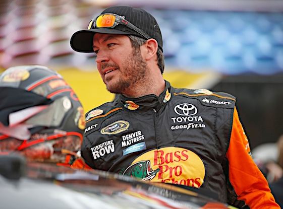 Martin Truex Jr. has survived bad times on and off the track. The result has been an improved Martin Truex Jr. (RacinToday/HHP file photo by Gregg Ellman)